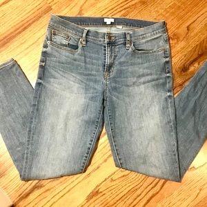J. Crew Jeans Size 29/30 Stretch